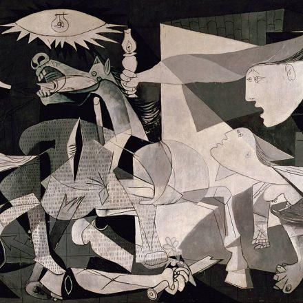 Guernica, Picasso et la guerre d'Espagne