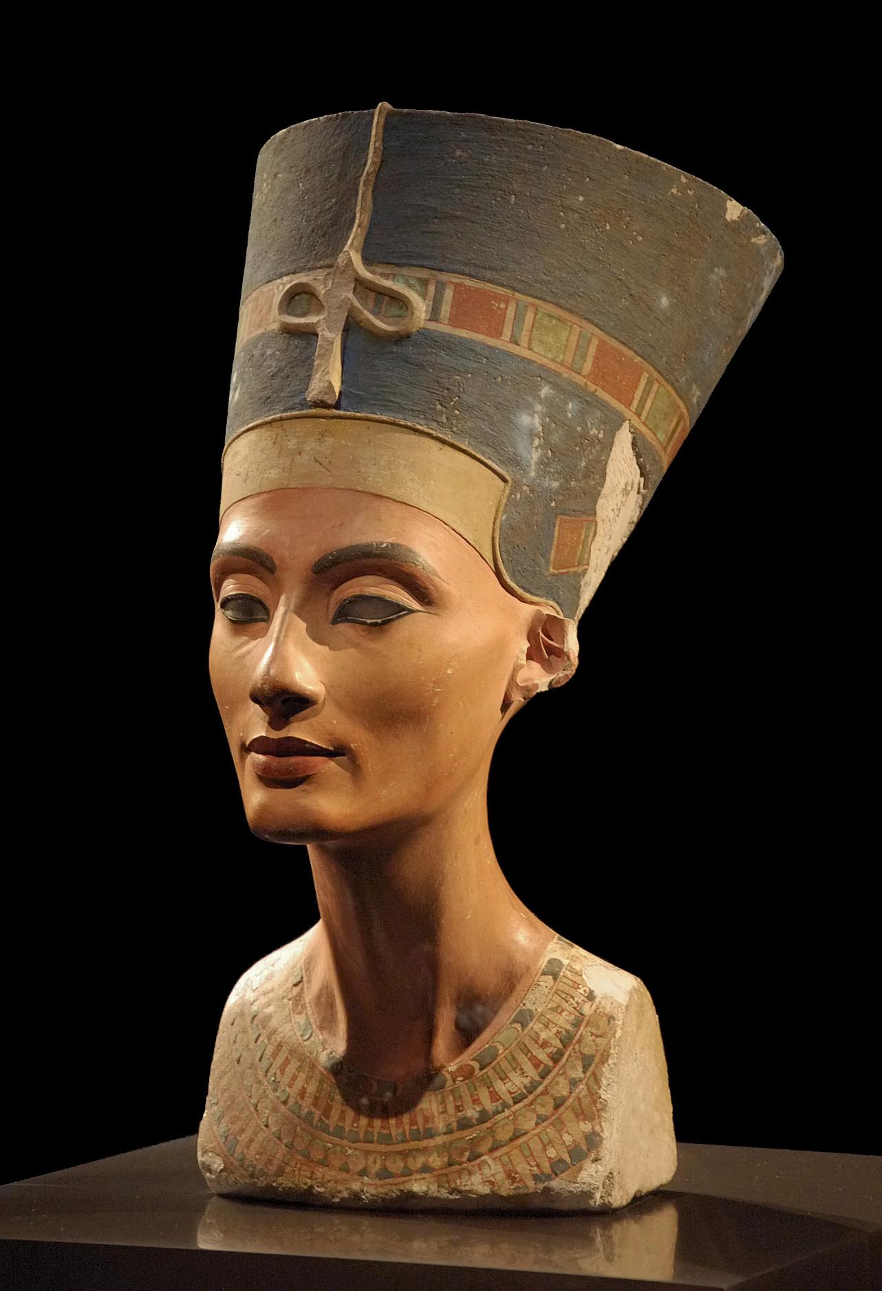 Buste de Nefertiti | 1345 av. JC