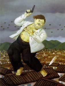 La mort de Pablo Escobar - 1999