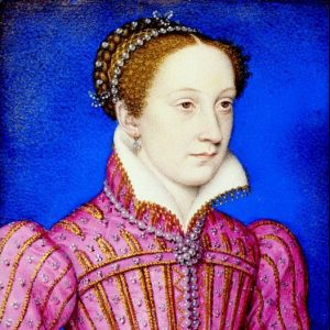 Mary Stuart par Clouet