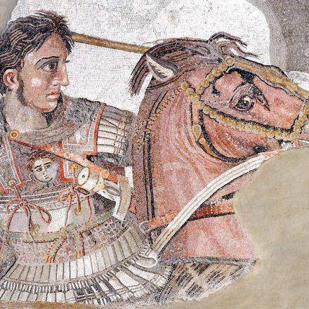 La mosaïque d'Alexandre le Grand, trésor de Pompéi