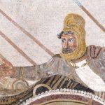 Détail de Darius III