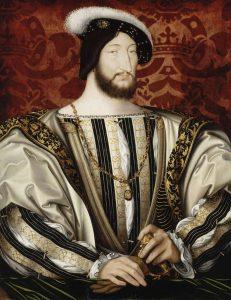 François I er par Jean Clouet - 1530