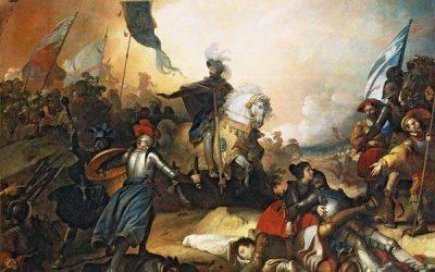 La bataille de Marignan : une propagande (bien) exécutée par Fragonard