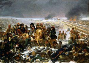 La bataille d'Eylau par Antoine-Jean Gros