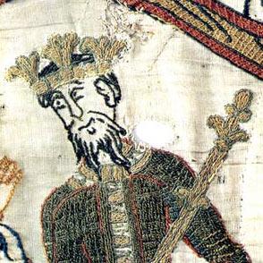 Portrait d'Edouard-le-confesseur
