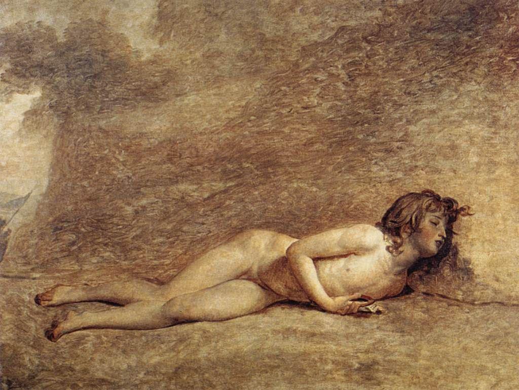 La mort du jeune Bara - Jacques-Louis David (1)