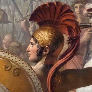Romulus par David